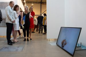 artvilnius art fair meno muge laura sabaliauskaite cobalt