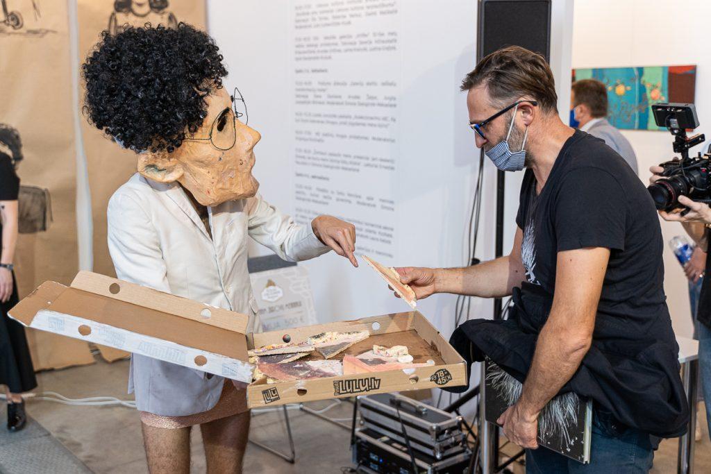 Galerie Nivet-Carzon, menininkai Soleil Gras